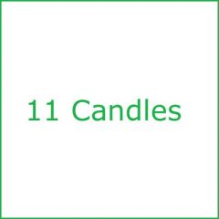 11 Candles